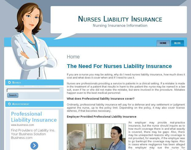 nursing liability