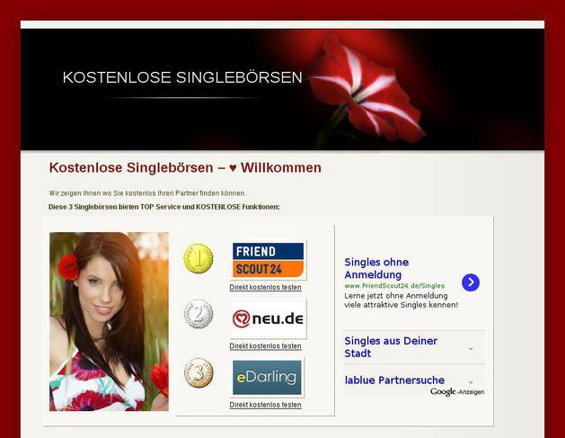 Singles völlig kostenlos