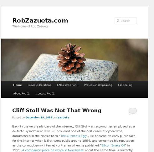 picture of robzazueta.com