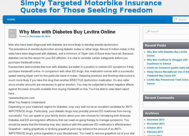 Specialist For Diabetes Impotence