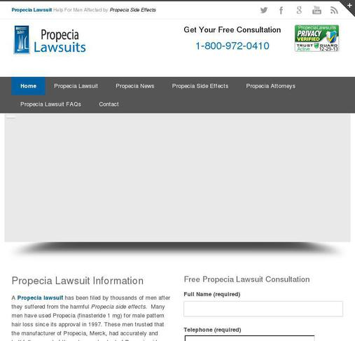 Free Propecia