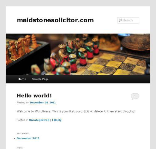picture of maidstonesolicitor.com
