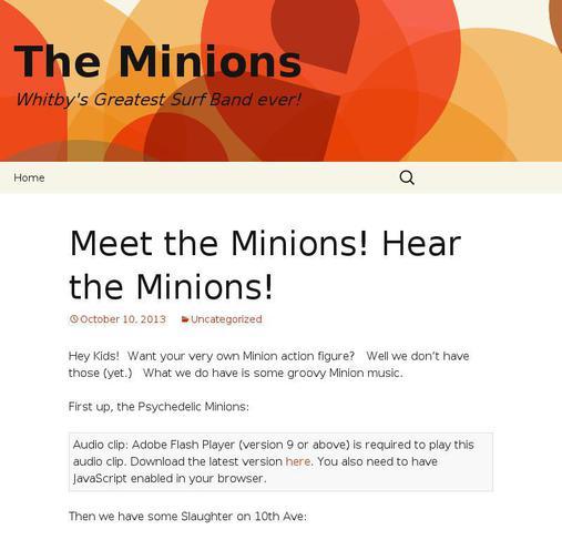 picture of minions.ca