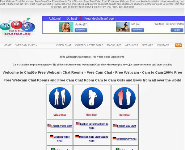 Free webcam deutsch