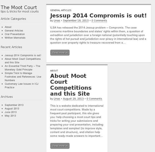 inter year moot compromis 2015 Throughout the year 2015 compromis announcement the 2015 white & case international rounds will be april 5-11, 2015.