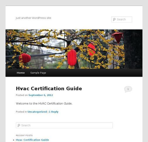 picture of hvaccertificationhq.com