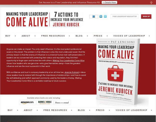 picture of aliveleader.com