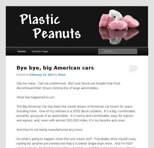 picture of plasticpeanuts.com