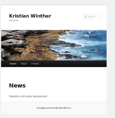 picture of kristianwinther.com