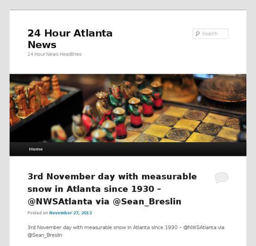 picture of atlanta24news.com