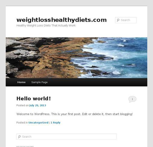 picture of weightlosshealthydiets.com