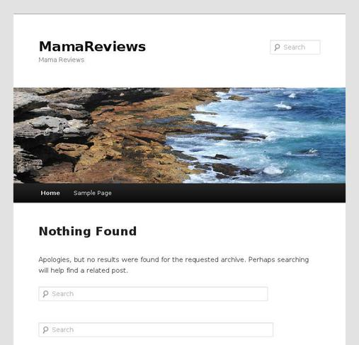 mamareviews.info screenshot