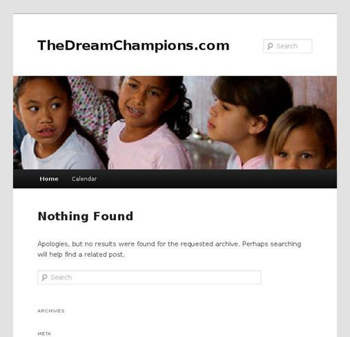 picture of thedreamchampions.com