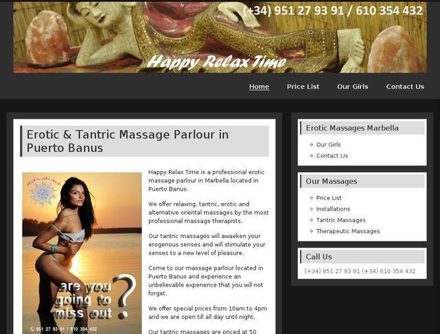 Porta banus erotic massage, videos porn syrian house