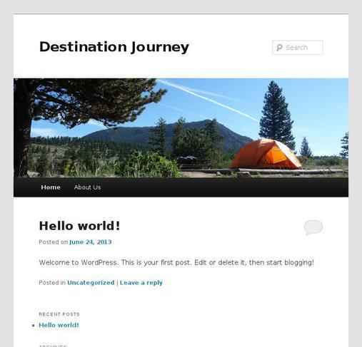picture of destination-journey.com