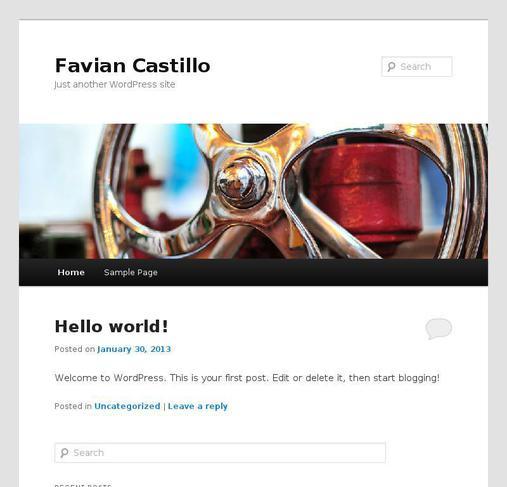 picture of faviancastillo.com