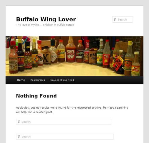 picture of buffalowinglover.com