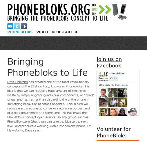 phonebloks a new trend in e commerce Top 2018 ecommerce trends to watch for new apps and platforms that allow users to create affordable, high-quality videos are saturating the market.