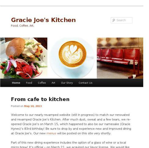 picture of www.graciejoes.com