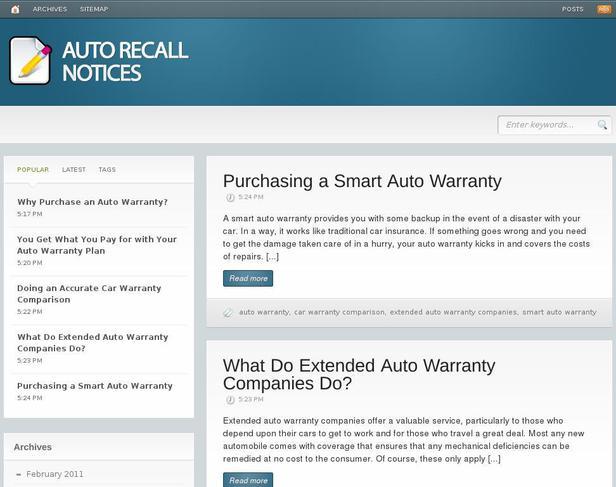 warranties and smart purchasing
