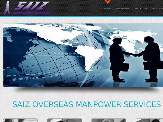 man power services website