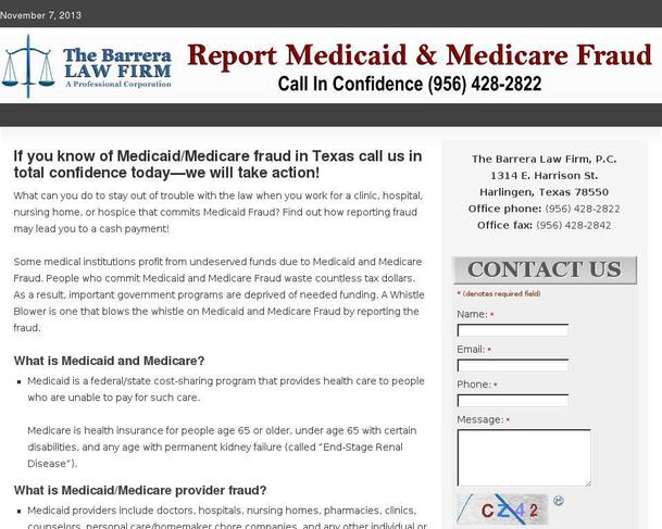 how to commit medicare fraud How to respond to a letter from the bureau of fraud investigation free initial consultation.