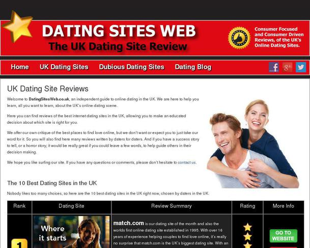 safe online dating sites reviews