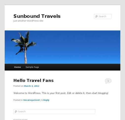 picture of sunboundtravels.com