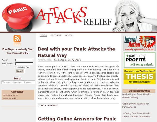 thesis panic attack 3 tips for writing an anxiety disorder essay hormonal connections in relation to panic attacks of different thesis concepts and help you come up with.