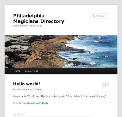 picture of magicians-philadelphia.com