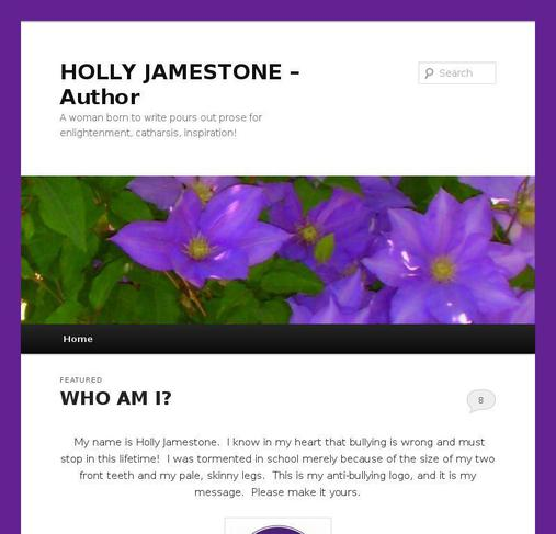 picture of hollyjamestone.com