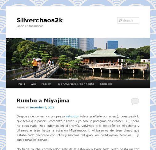 picture of silverchaos2k.com