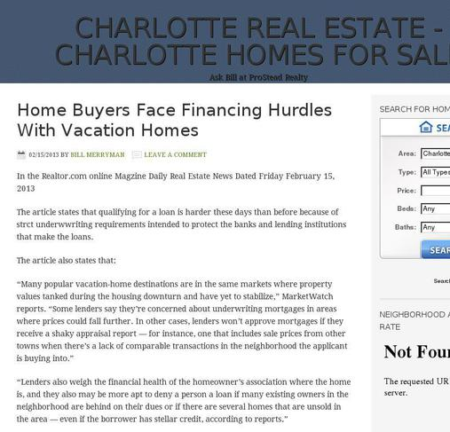 Charlotte personal loans