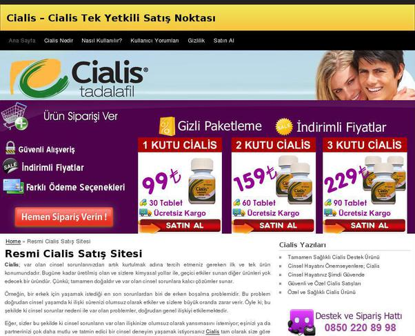 Cialis Demonstration Video